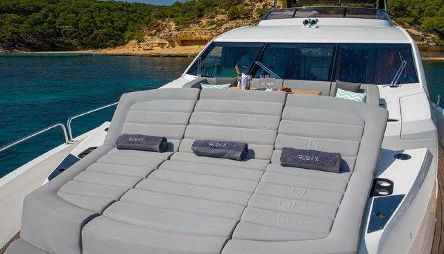 Rush X Charter Yacht - 2