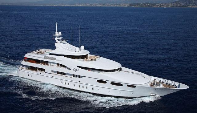 Capri I Charter Yacht