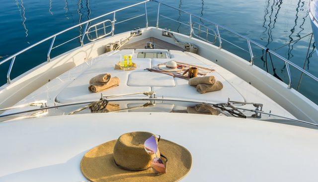 Amoraki Charter Yacht - 2