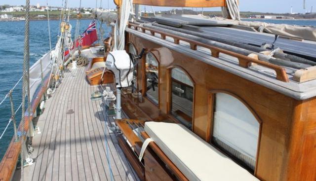 Halcyon Charter Yacht - 4