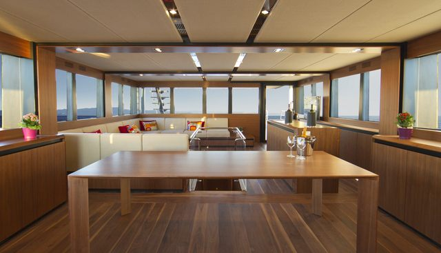 Kokonut's Wally Charter Yacht - 3