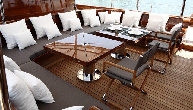 Roxane Charter Yacht - 4
