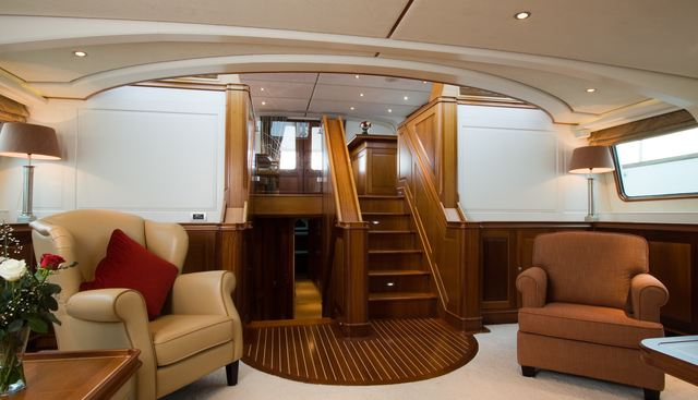 Corto Maltese Charter Yacht - 4