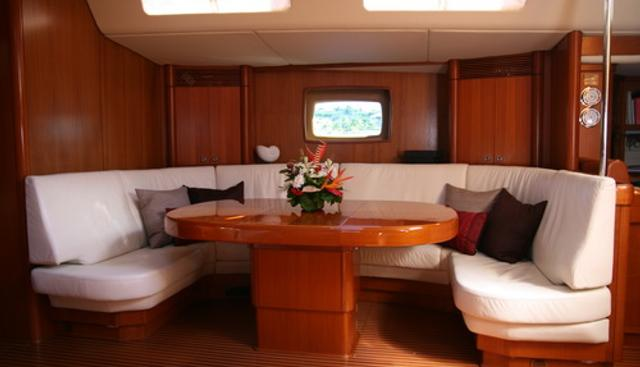 La Forza Del Destino Charter Yacht - 3
