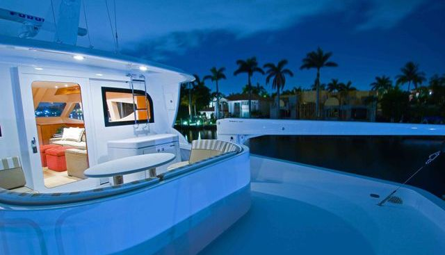Westar of the Sea Charter Yacht - 5