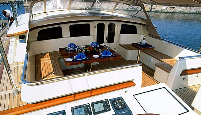 Sassafras Charter Yacht - 3