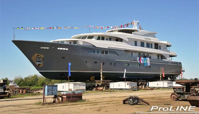 Bayterek Charter Yacht