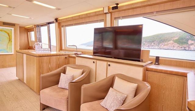 Serendipity Charter Yacht - 8