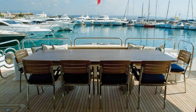 Alexania Charter Yacht - 4