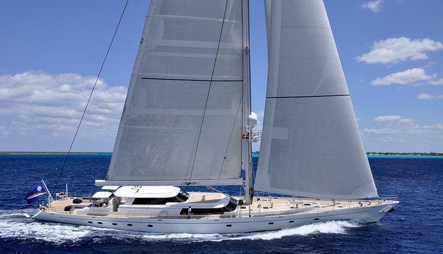 Hyperion Charter Yacht
