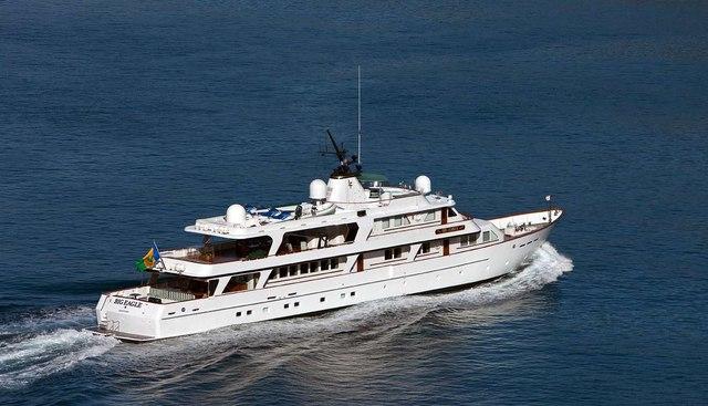 Big Eagle Charter Yacht - 3