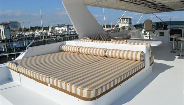 Lady Monroe Charter Yacht - 5
