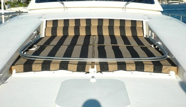 Leopard Charter Yacht - 3