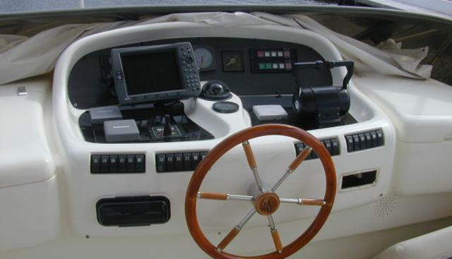 Aegis Charter Yacht - 4