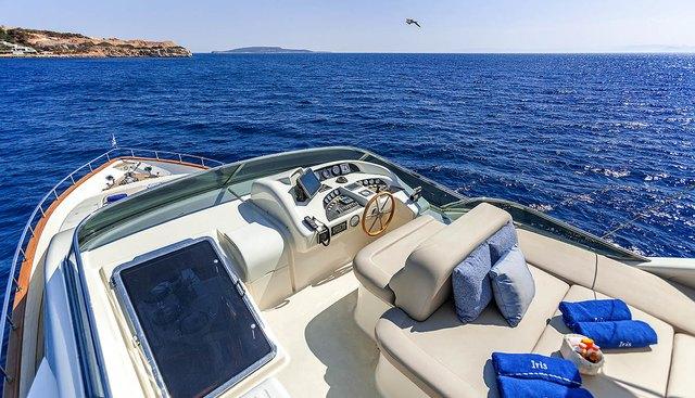 Iris Charter Yacht - 3