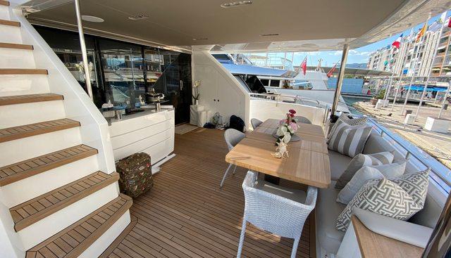 Princess M Charter Yacht - 4
