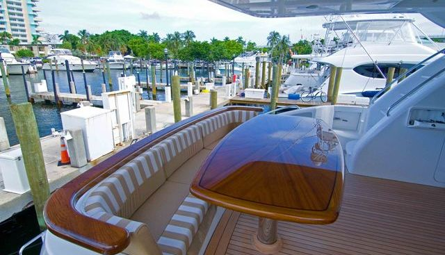 Westar of the Sea Charter Yacht - 3