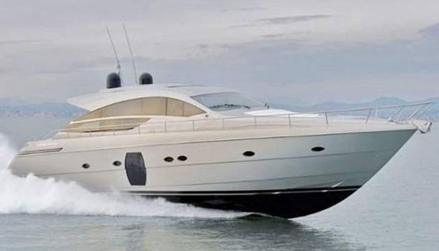 Lady Trilli Charter Yacht