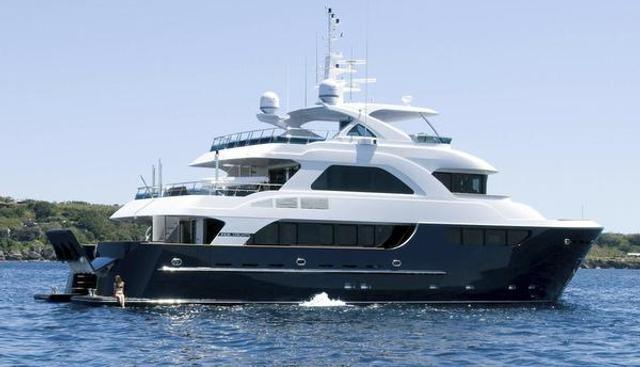 Jade 95 Charter Yacht - 4