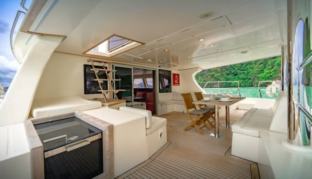 In The Wind Charter Yacht - 4