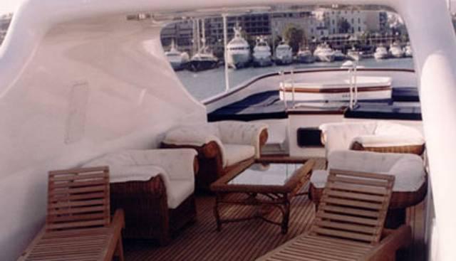 White Knight Charter Yacht - 4