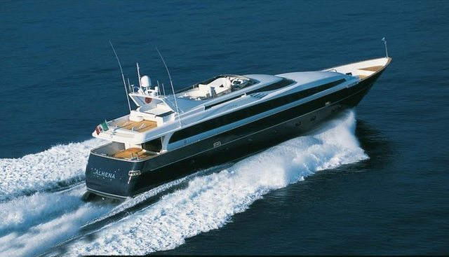 Alhena Charter Yacht