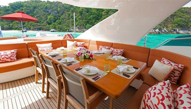 Happy Days Charter Yacht - 3