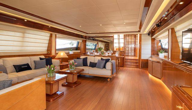 Estia Yi Charter Yacht - 6