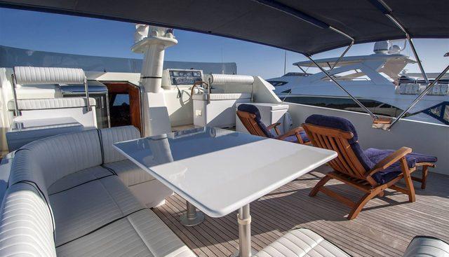 Phaedra I Charter Yacht - 3