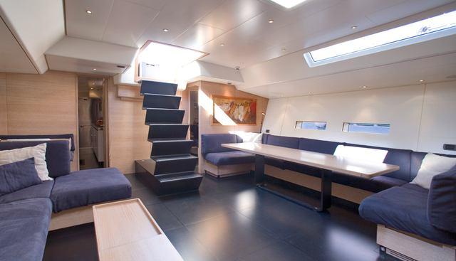 Inti Cube Charter Yacht - 6