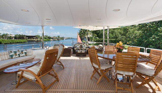 Felicita Charter Yacht - 4