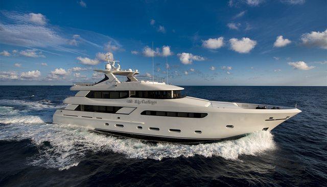Darlings Charter Yacht