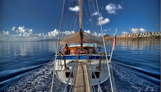 Lady Elizabeth Charter Yacht - 5