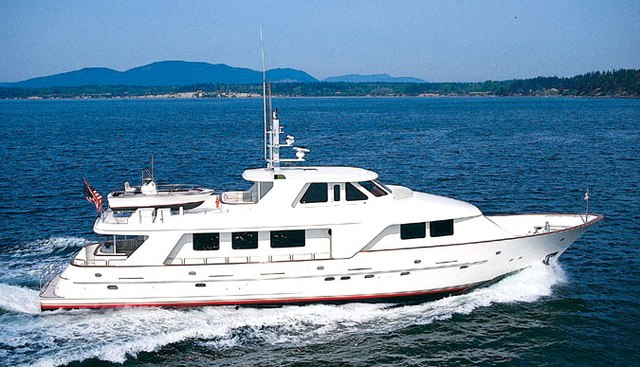Reminisce Charter Yacht
