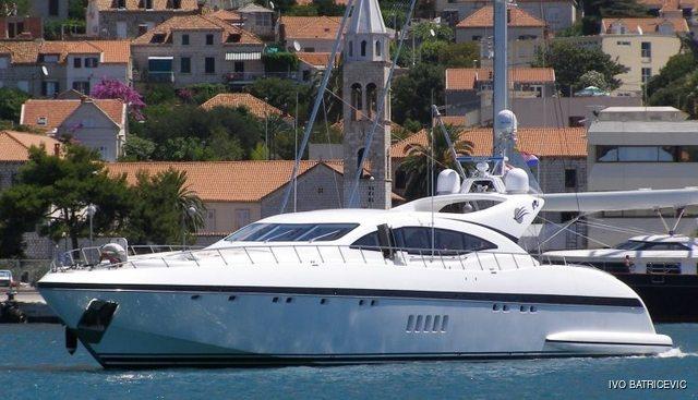 Eol Charter Yacht