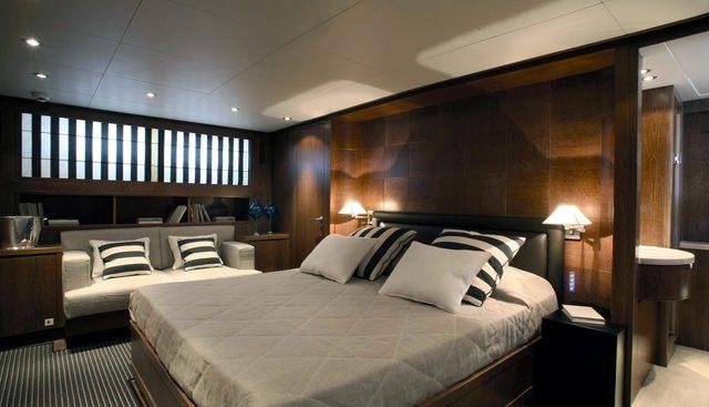 Chams Charter Yacht - 3