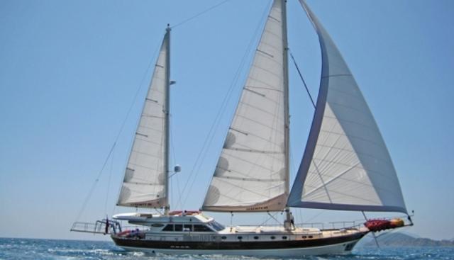 Serenity 86 Charter Yacht - 3
