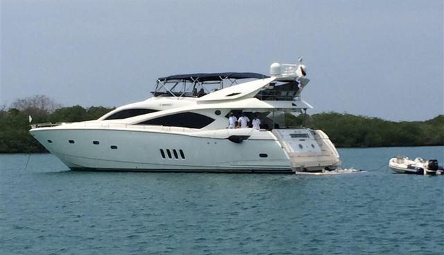 Lady Carole Charter Yacht
