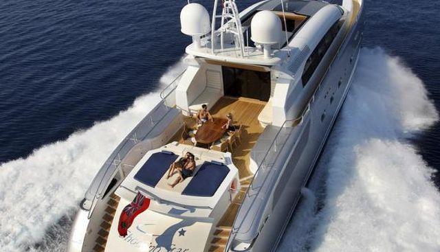 Butterfly Charter Yacht - 5
