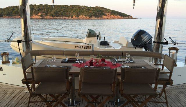 Seazen II Charter Yacht - 4