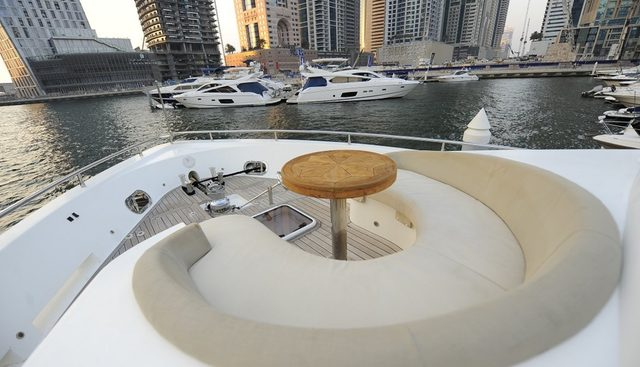 Infinity 7 Charter Yacht - 4