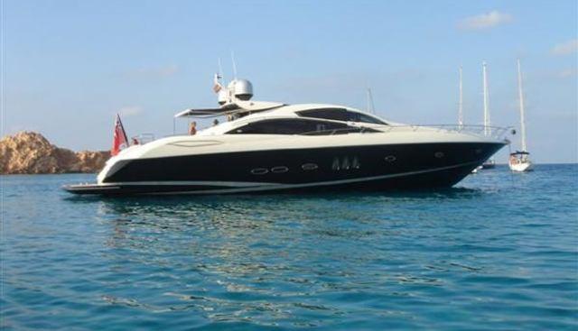 Fantastic Charter Yacht