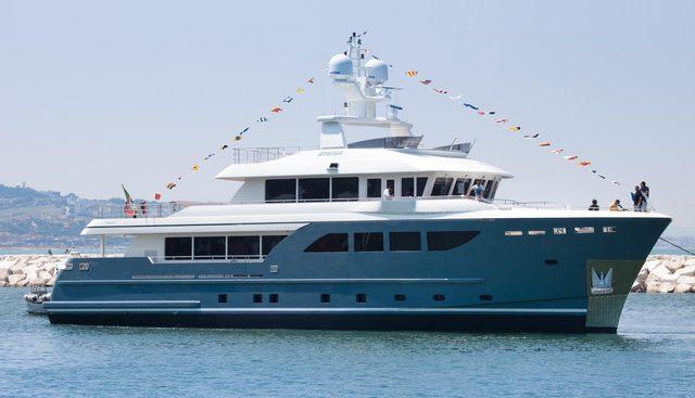 Storm Charter Yacht - 7