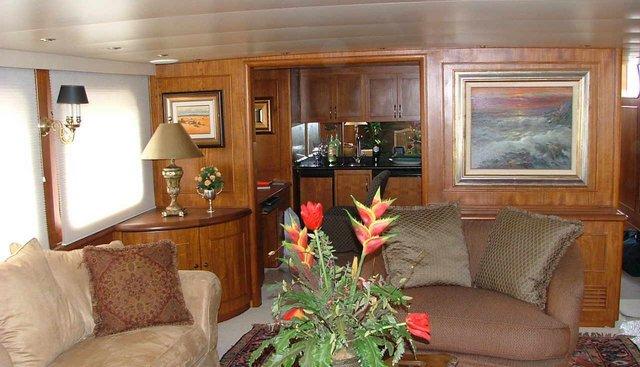 Nereus Charter Yacht - 3