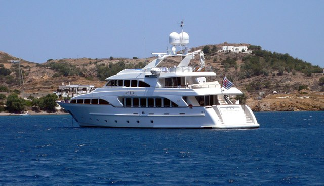Blind Date Too Charter Yacht - 4