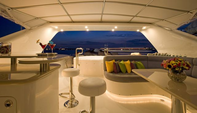 Active Octo Charter Yacht - 3
