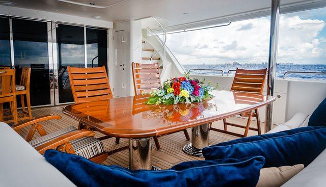 Lady JJ Charter Yacht - 2