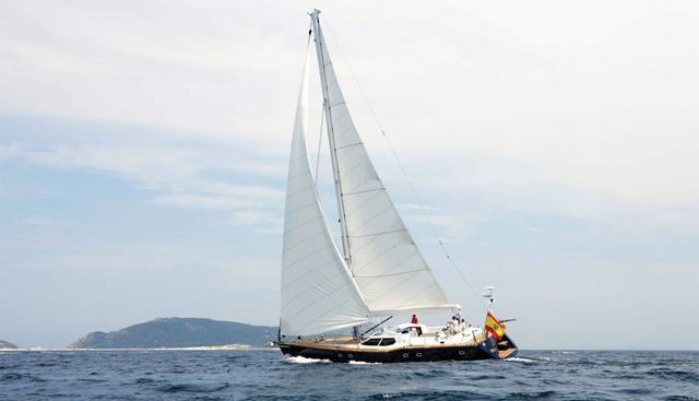 Caracola Too Charter Yacht - 5