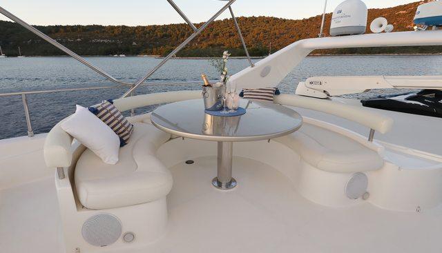Dominique Charter Yacht - 3