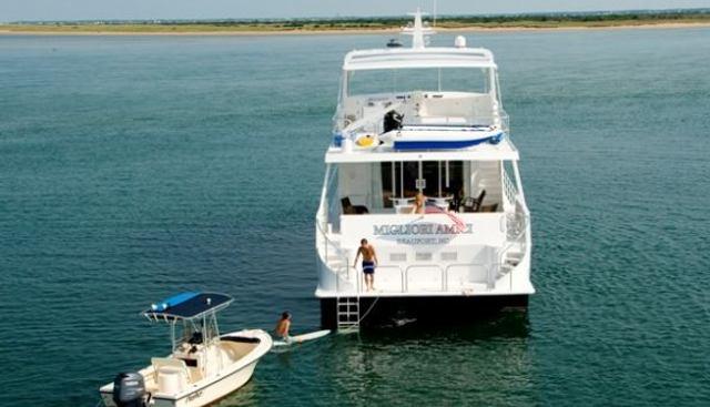 Island Soul Charter Yacht - 4
